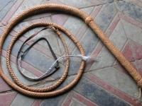 Kožený Bič 3 metry 002