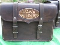 Brašny, kufry a pouzdra na motorku ruční výroby 06