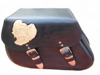 Brašny, kufry a pouzdra na motorku ruční výroby 10