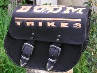 Brašny, kufry a pouzdra na motorku ruční výroby 17