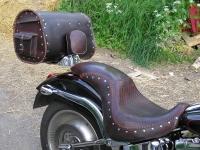 Kožený komplet na motorku 02