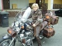 Kožený komplet na motorku 04