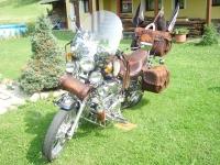 Kožený komplet na motorku 05