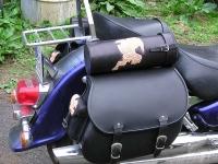 Kožený komplet na motorku 06