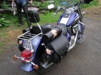 Kožený komplet na motorku 09