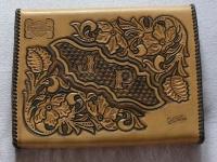 Kožená aktovka ruční výroby 03