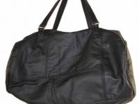 Kožená cestovní taška 001