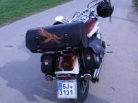 Kozeny kufr na motocykl 18