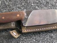 Ručně kovaný nůž 001