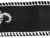 Ručně vyráběná kožená peněženka 04