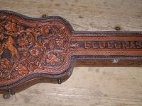 Kožené pouzdro na kytaru ruční výroby 02