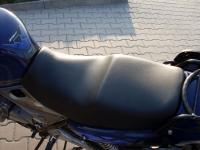 Kožené sedlo na motorku 25